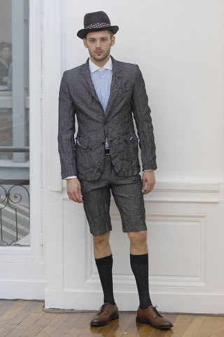 Mens Fashion Dress Shorts