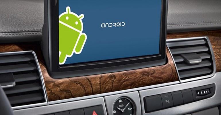 google parceria montadoras android carros
