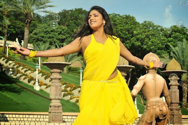 Haripriya in Beautiful Sarees from new movie Ee varsham Sakshiga