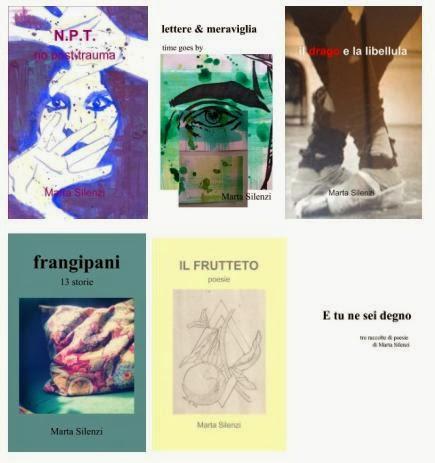 le copertine dei miei libri