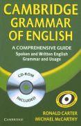 Comprar o livro Cambridge Grammar of English - Ronald Carter