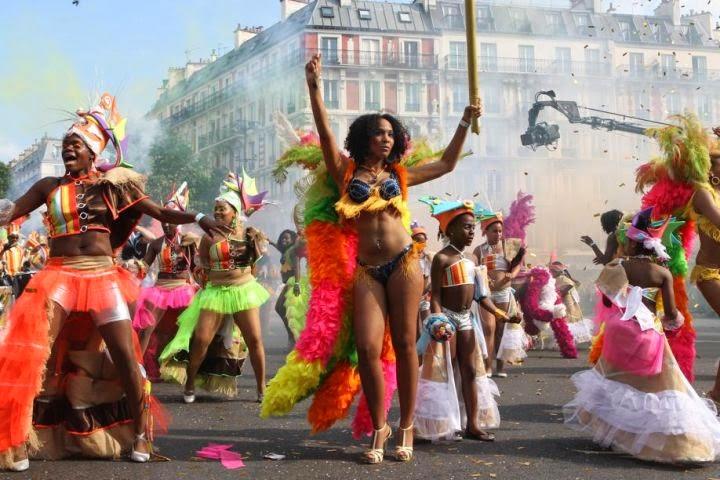 Carnaval Antillais de Paris