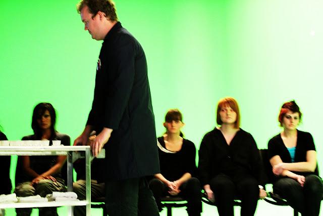 Greenscreen work - Catalyst, short film