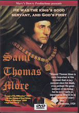 St Thomas More, English Martyr