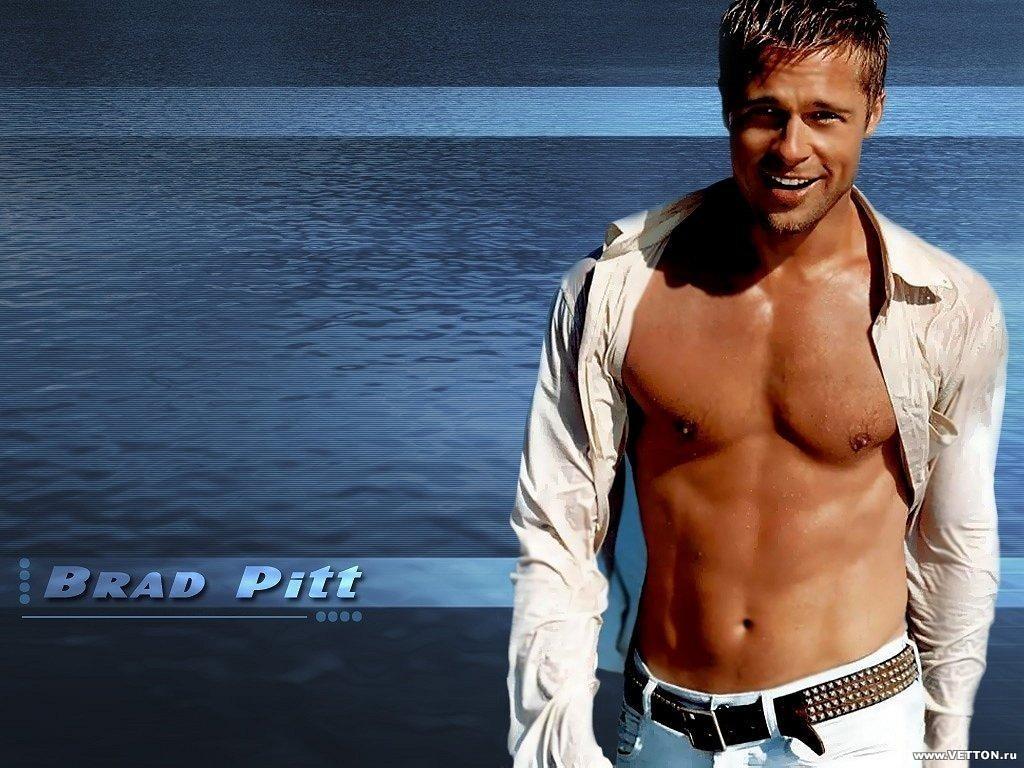 Galeria Sexy de Brad Pitt - pic1