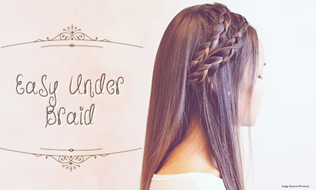 Quick & Easy Steps To Make Under Braid