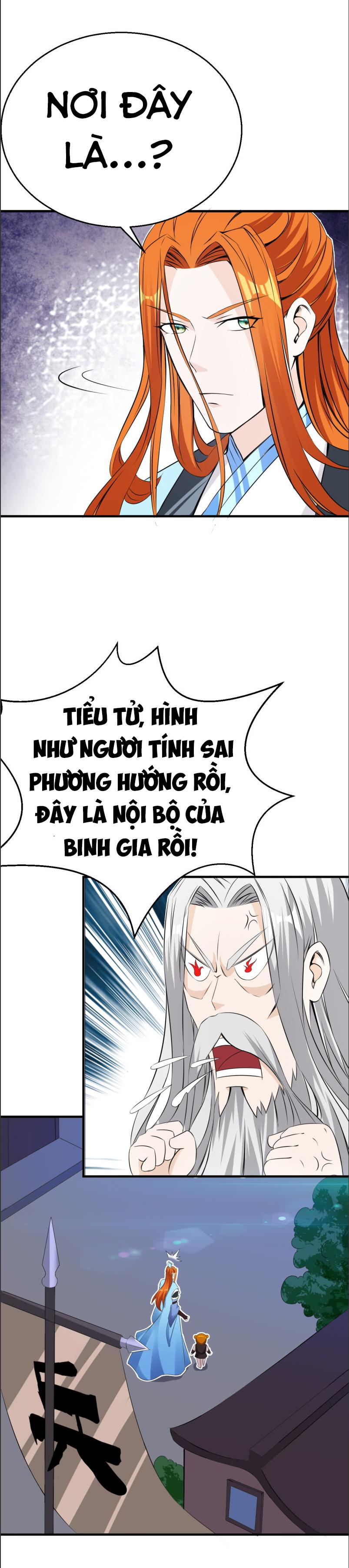Thiên Hạ Kiếp - Chap 36