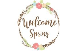#WelcomeSpring 2020 Roundup