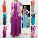 Shiren 21 Maxidress SOLD OUT