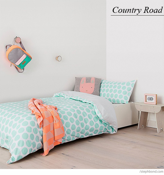 Trend  kids u bed linen favourites for Spring