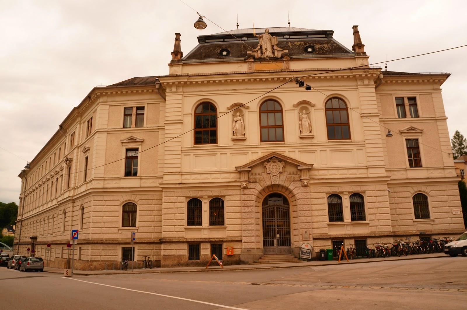 Зальцбург-Город