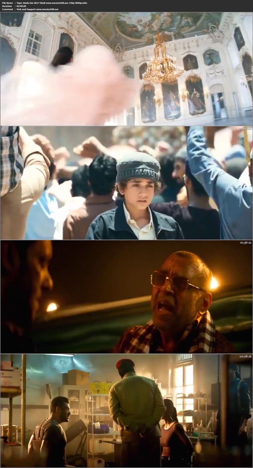Tiger Zinda Hai 2017 Hindi Full Movie HDRip 720p 1GB at createkits.com