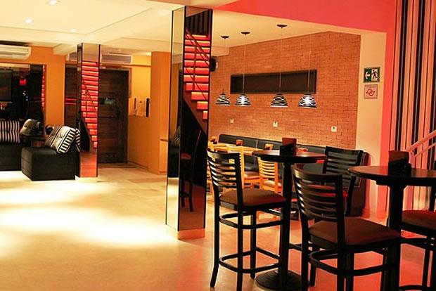 Ambiente do bar da região oeste, inaugurado há dois meses pelos donos da boate Tunnel (Foto: Divulgação)