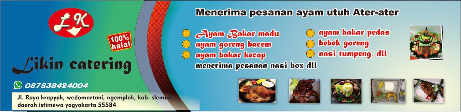 Catering Jogja-Sleman-Bantul