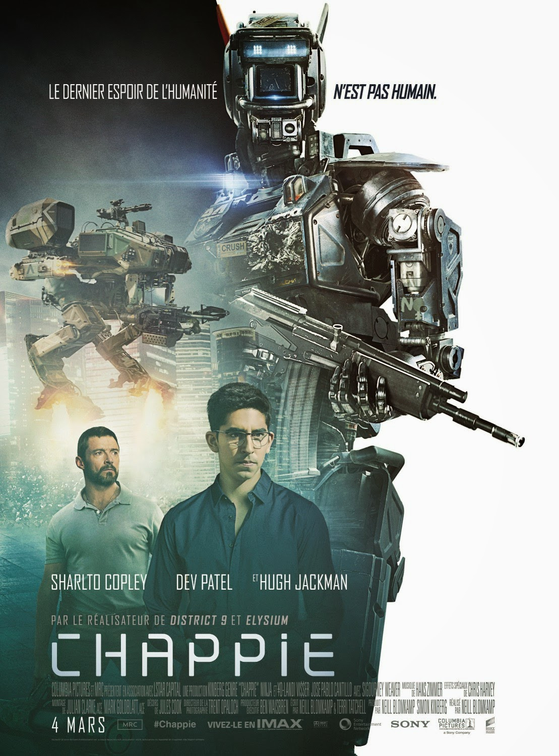 Movie Review Chappie