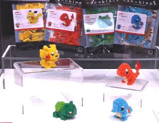 Nanoblock Pokemon Kawada