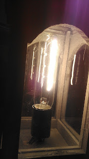 hanging electric lantern