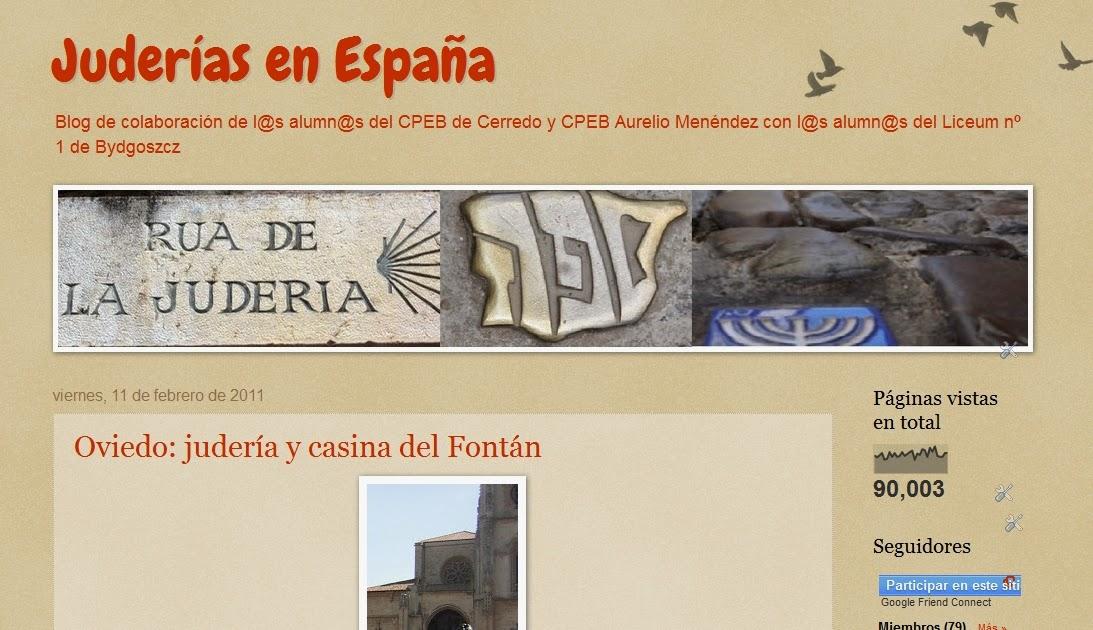 http://juderiasenespana.blogspot.com.es/