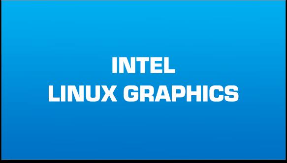 Instalar controladores gráficos de Intel, ubuntu gráfica intel, fedora gráfica intel