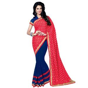 Georgette Saree online at low price