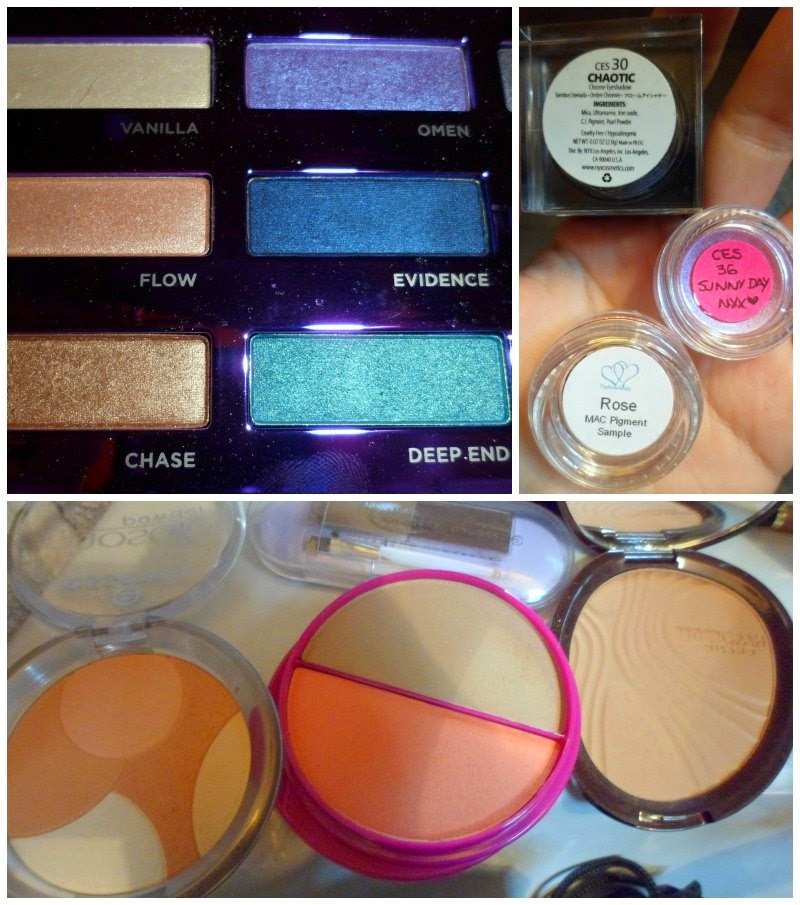 Urban Decay, Essence, Formar
