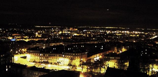 Las vistas de Edimburgo desde Calton Hill
