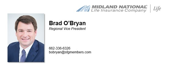 Brad O'Bryan - Regional Vice President