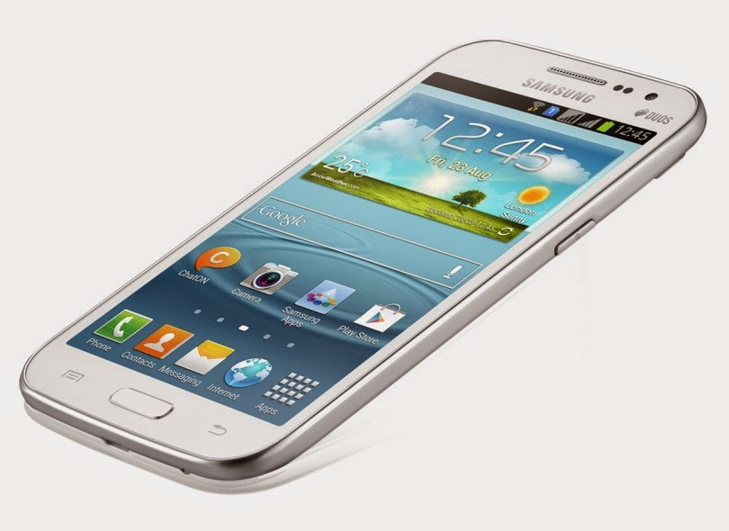 Smartphone com 4G e TV digital Samsung Galaxy Win 2 Duos