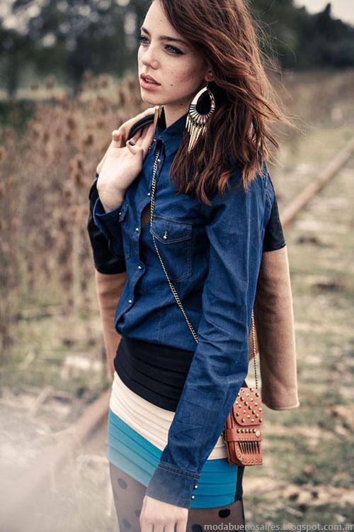 Looks invierno 2013 de Scombro Jeans