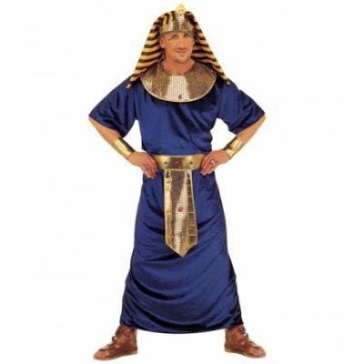 Disfraz de Tutankamon