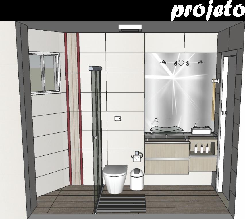 embase arquitetura para projetos de vida banheiro -> Armario De Banheiro Na Comercial Ramos