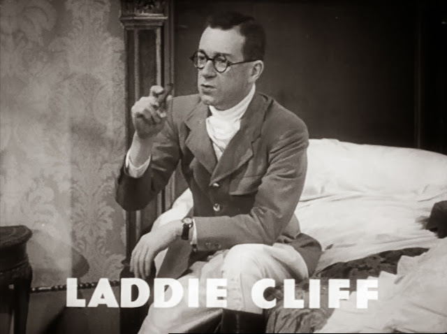Laddie Cliff Net Worth