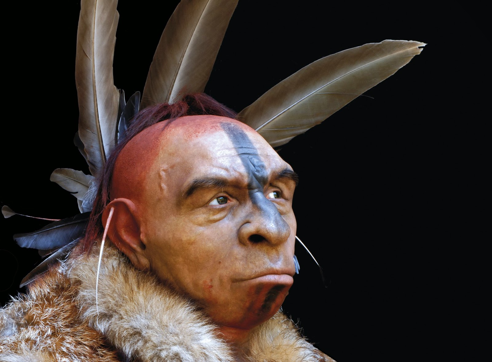 NEW NEANDERTHAL RECONSTRUCTION by FABIO FOGLIAZZA [Archive] - The ...