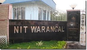 NIT Warangal MBA Admissions 2013 Shortlisted Candidates List