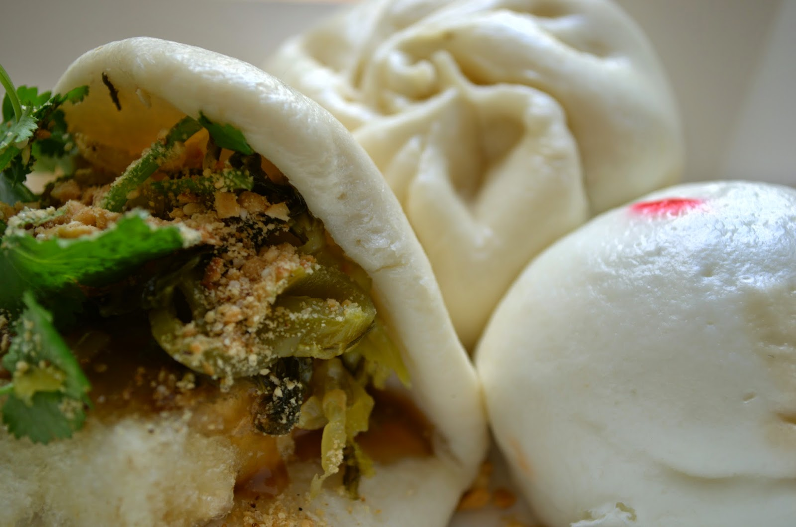 Wonderbao - veggie lunch pack