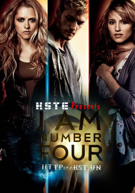 Tôi Là Số 4 - I Am Number Four: The Imax Experience