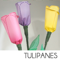 http://www.littlethingscreations.blogspot.com/2012/03/craft-day-paper-tulips.html