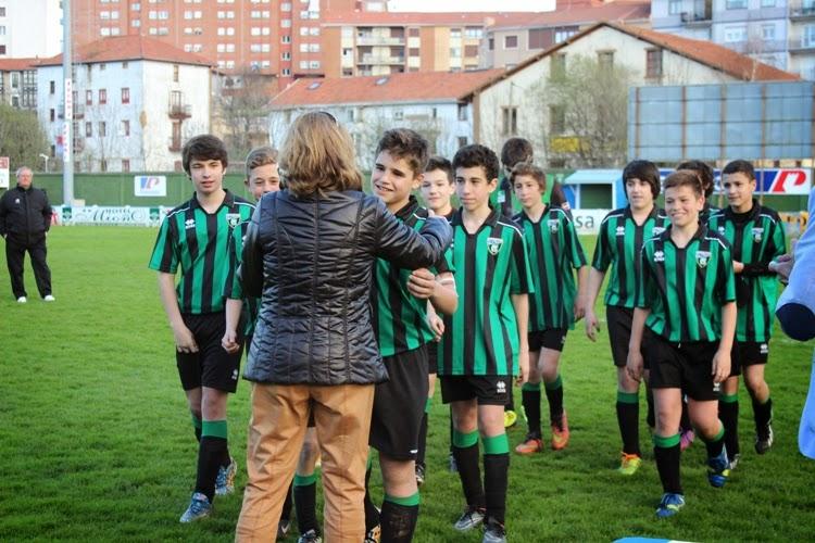 I Torneo de Fútbol de Semana Santa de Muskiz