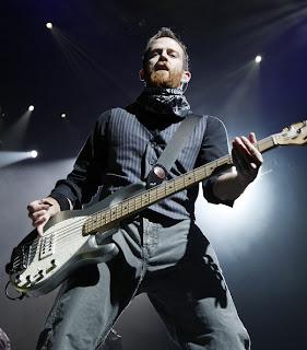 Dave Farrell Linkin Park
