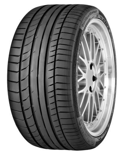 Sportovní letní pneumatika Continental SportContact 5