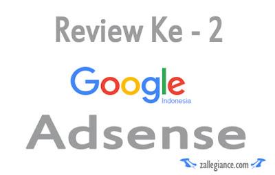 Berapa Lama Review Adsense Ke-2, Apa Yang Harus Anda Lakukan?