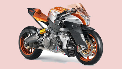 aprilia-bike-orange-color-new-model-wallpaper