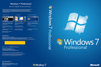 windows 7 professional cover