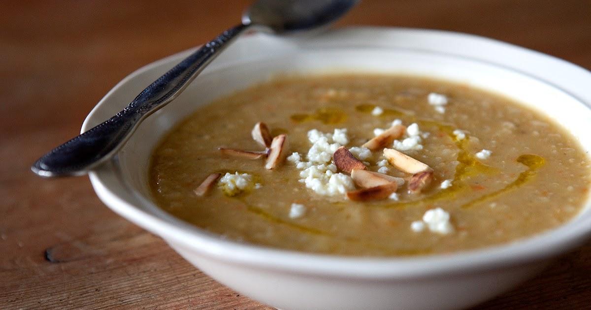 The Flour Sack: Red Lentil Soup