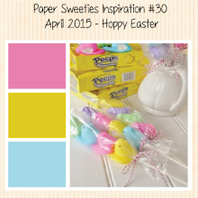 Paper Sweeties April Inspiration Challenge!