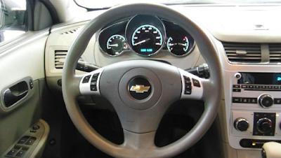 Used One-Owner 2011 Chevrolet Malibu LS