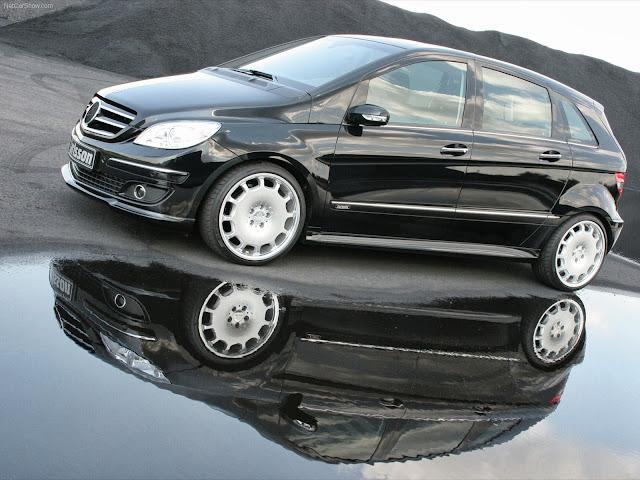 Mercedes-Benz B-Class Wallpaper