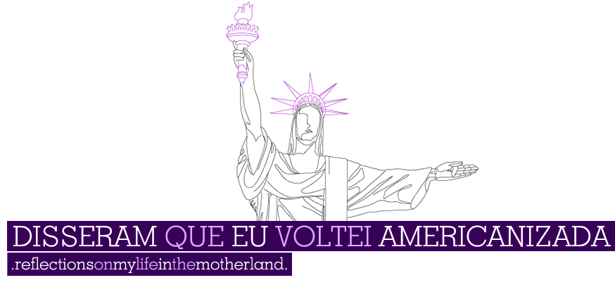 Disseram Que Eu Voltei Americanizada