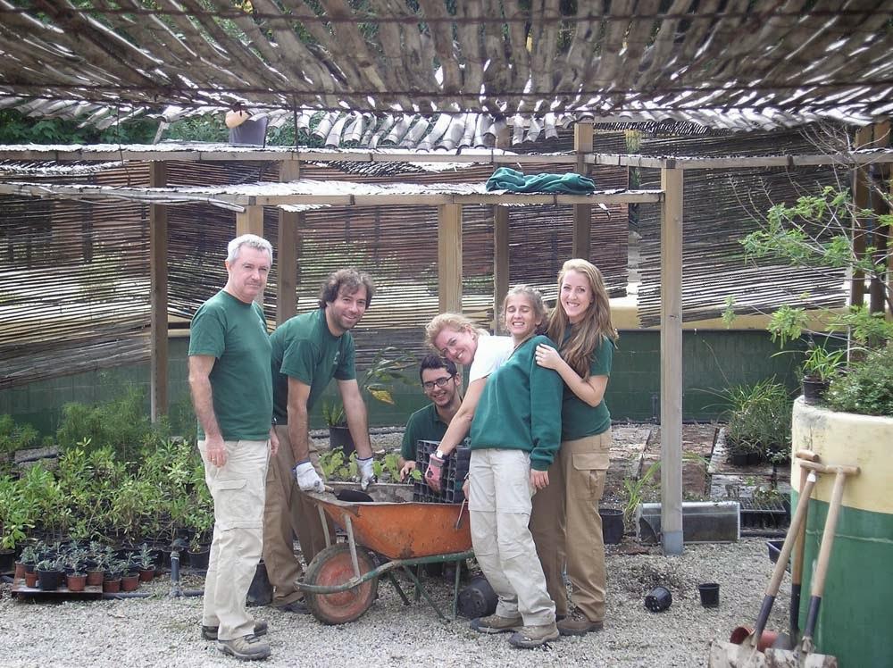 Escuela de jardiner a joaqu n romero murube seguimos for Escuela de jardineria
