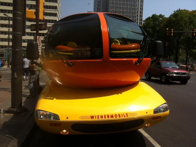 philly phoodie guest post wienermobile food truck. Black Bedroom Furniture Sets. Home Design Ideas